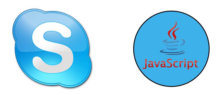 JavaScript скачать для Скайпа бесплатно