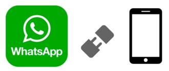 Как подключить WhatsApp на телефон бесплатно
