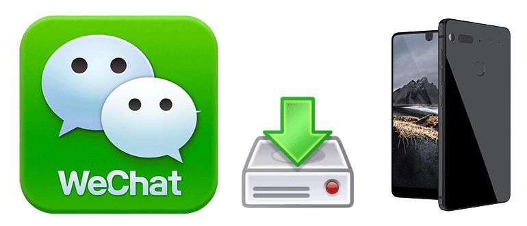 Как установить Wechat на телефон