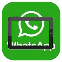Как установить WhatsApp на планшет. Можно ли установить без сим карты?