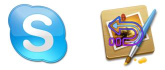 Как вернуть старый дизайн Скайпа