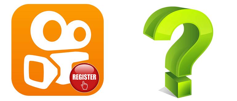 Как зарегистрироваться в Квай