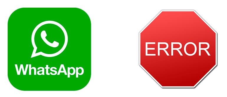 Почему не работает WhatsApp сегодня. Оснонвые причины и решения