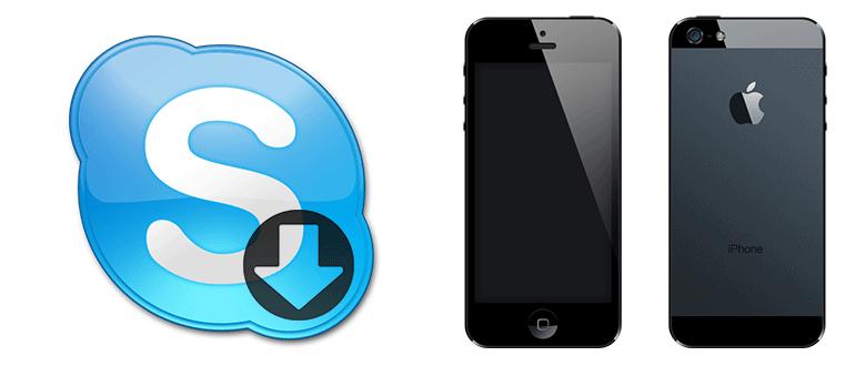 Скачать Скайп на Айфон бесплатно