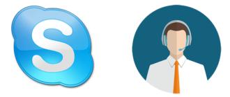 Техподдержка Скайп - как связаться