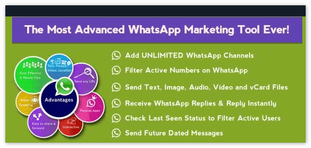 WhatsApp BulkSender