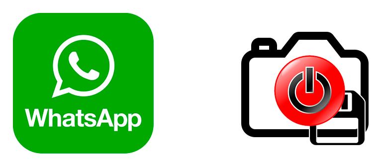 Как отключить сохранение фото в WhatsApp