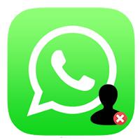 Как удалить контакт из WhatsApp на телефоне
