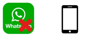 Как удалить WhatsApp с телефона полностью