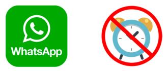 Как в WhatsApp отключить время последнего визита