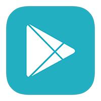 Логотип Play Market