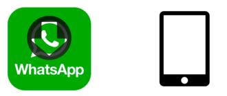 Скачать WhatsApp для iPad