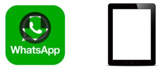 Скачать WhatsApp на планшет бесплатно
