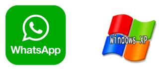 WhatsApp для компьютера на Windows XP