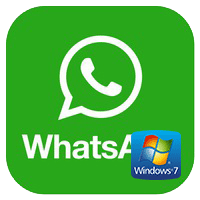 WhatsApp для компьютера на Windows 7